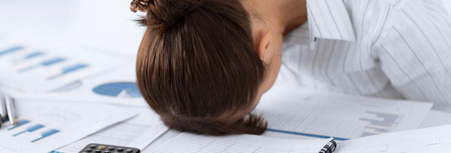 syndrome burnout symptômes
